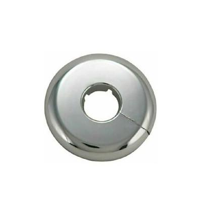 Multilayer Split 16mm Chrome Pipe Cover (single)