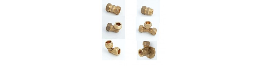 Compression Fittings Ireland - Plumbing Products